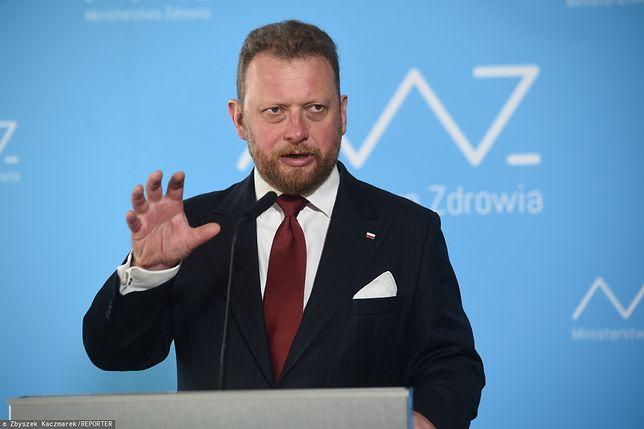 Łukasz Szumowski wprowadza nowe obostrzenia w związku z koronawirusem
