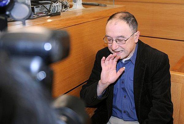 Pierre-Etienne Albert, b. zakonnik oskarżony o pedofilię