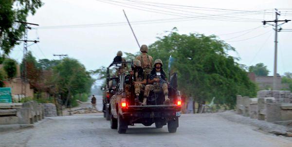 Pakistańskie wojsko odparło atak talibów na posterunek w okręgu Khyber