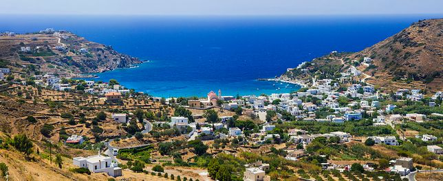 Praca marzeń czeka na rajskiej wyspie Syros. Kandydat musi lubić koty