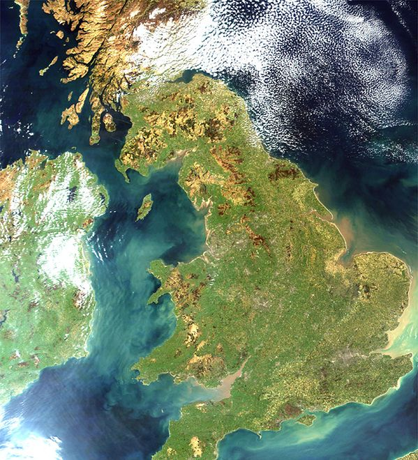 Badania genetyczne wyjaśniają pochodzenie mieszkańców Wielkiej Brytanii