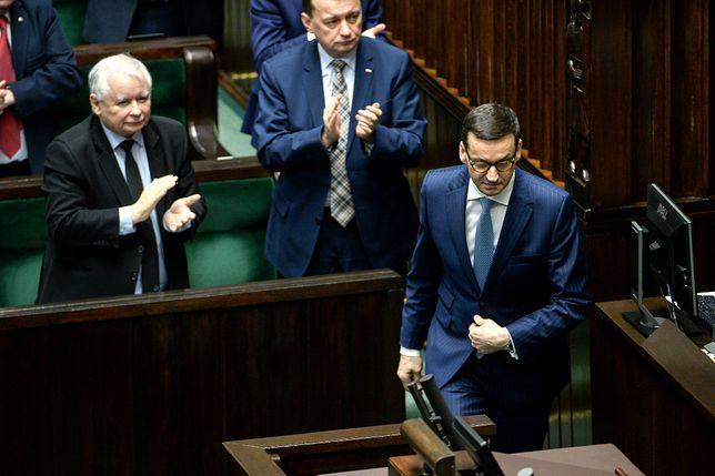 Mateusz Morawiecki na czele rządu. To za mało?