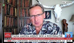 Wojciech Cejrowski w każdy czwartek komentuje politykę na antenie TVP Info. Spytaliśmy, czy jest za to wynagradzany