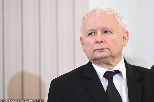 Kaczyńskiego nie było na zaprzysiężeniu rządu