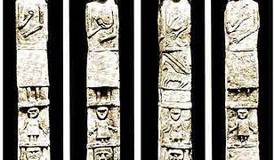 Cztery strony posągu