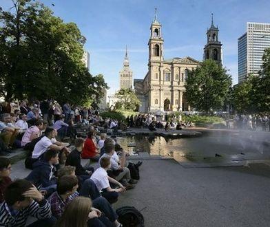 Za darmo: Warszawska Opera Kameralna po raz pierwszy na Placu Grzybowskim!