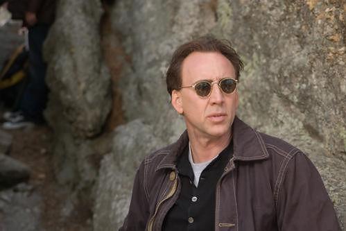 Nicolas Cage fot. Forum Film