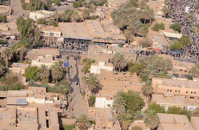 Irak. Atak rakietowy na ambasady w Bagdadzie