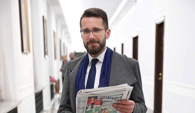 Radosław Fogiel, poseł PiS i zastępca rzecznika tej partii
