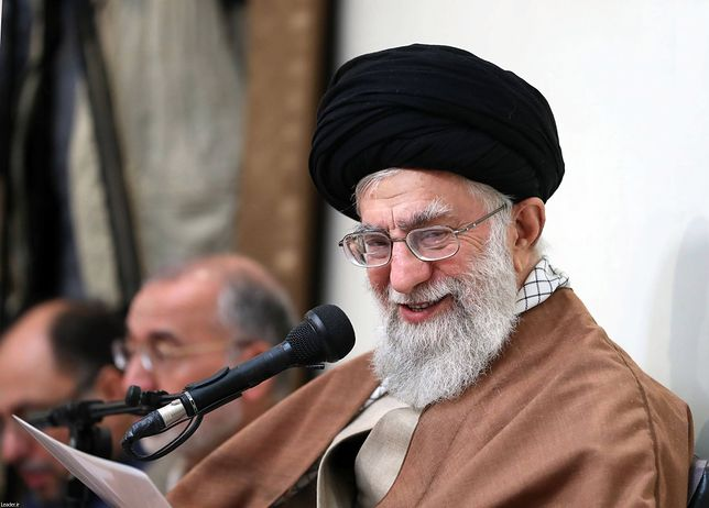 Ali Chamanei, najwyższy przywódca Iranu