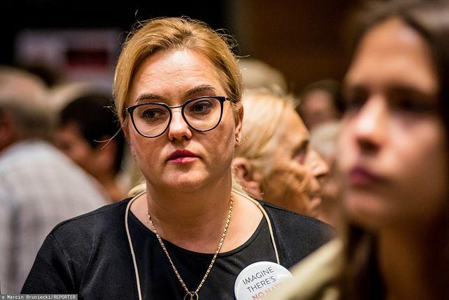 Magdalena Adamowicz jest przeciwna sprowadzaniu polskiej polityki do nagrań z podsłuchów