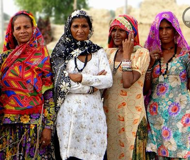 """""""Indie to kraj niezwykle zróżnicowany, żyją tu wyznawcy wielu religii, z różnymi korzeniami etnicznymi. Może dlatego ludzie są tu tolerancyjni"""""""