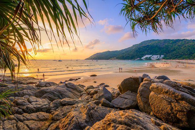 Widok na Phuket