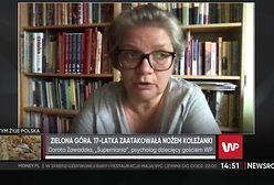 """Dorota Zawadzka o 17-latce z Zielonej Góry: """"Jest agresorką, ale i ofiarą"""""""