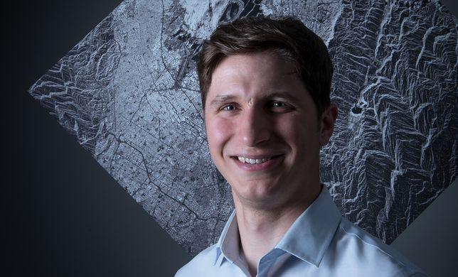 Rafał Modrzewski, współzałożyciel ICEYE