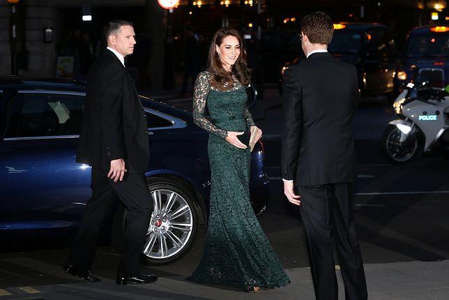 Księżna gra w zielone