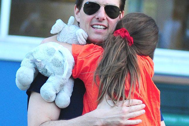 Tom Cruise nie ma kontaktu z córką Suri