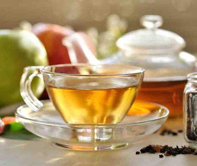 herbata w filiżance