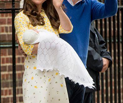 Księżna Kate w poniedziałek urodziła trzecie dziecko, syna.