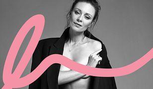 Różowa wstążka to symbol Kampanii na rzecz Walki z Rakiem Piersi