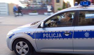 Policja ustala tożsamość mężczyzny