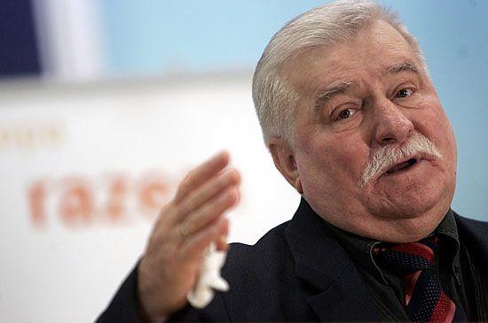 Wałęsa: IPN musi zapewnić, że nie będzie łamać prawa