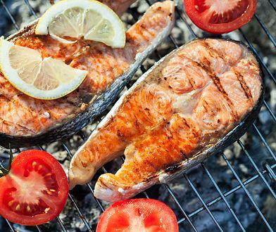 Ryby na grilla muszą być przede wszystkim świeże