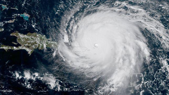 Huragan Irma sieje spustoszenie na Karaibach