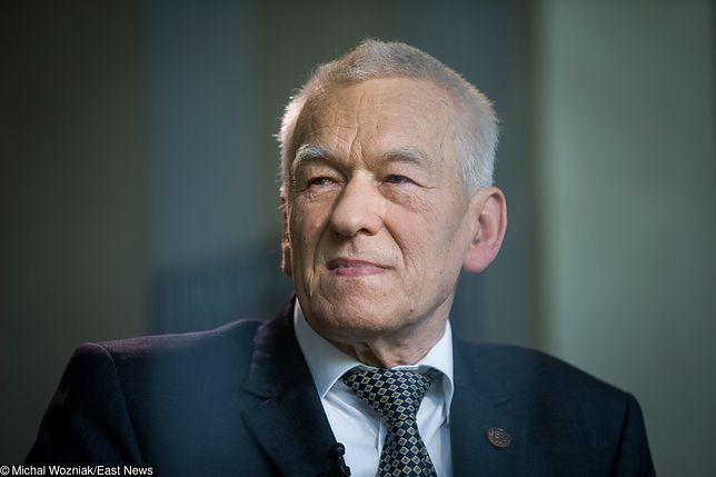 Kornel Morawiecki, odniósł się m.in. do sporów wokół nowelizacji ustawy o IPN