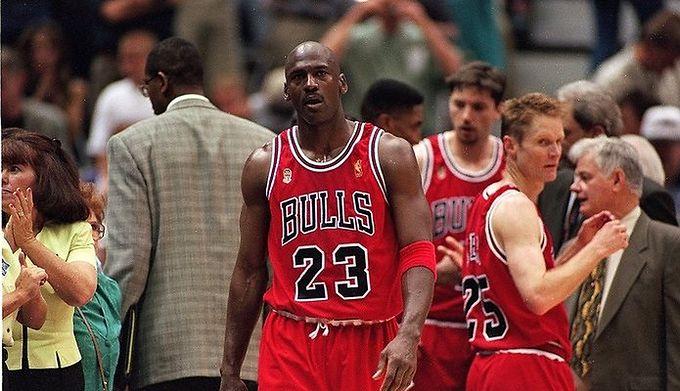 butik wyprzedażowy Całkiem nowy przystojny NBA: 20 lat temu Michael Jordan oddał