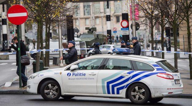 Belgijska policja szuka kilku uzbrojonych islamskich ekstremistów