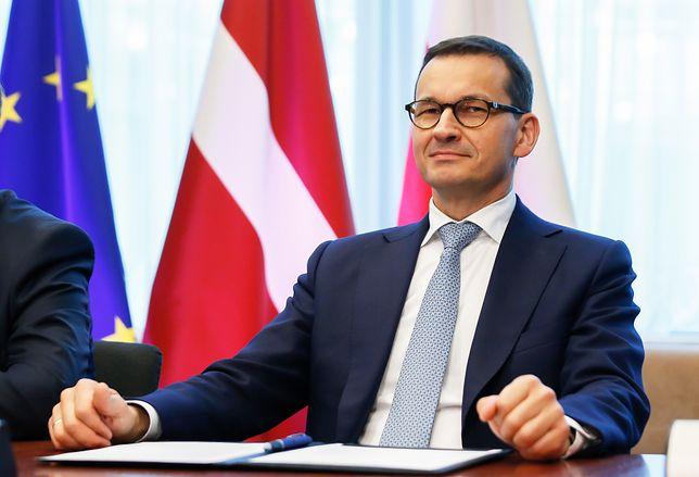 Mateusz Morawiecki wygrał proces z Jackiem Majchrowskim