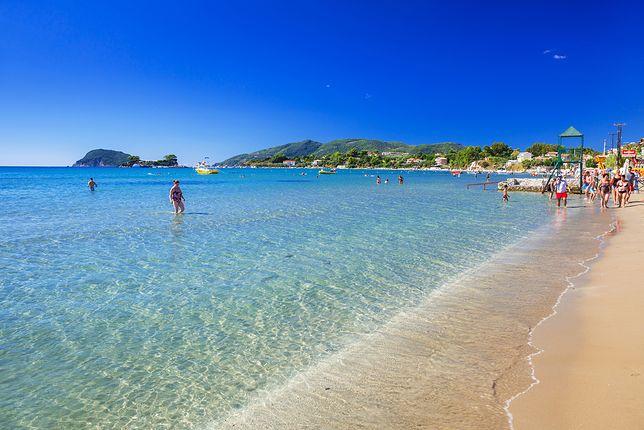 Urlop na greckiej wyspie - Laganas