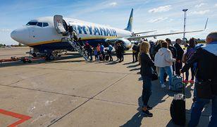 Polscy turyści utknęli w Bułgarii. Ryanair odwołał lot