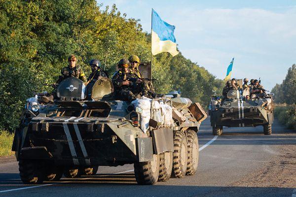 Na Ukrainie pojmano 10 rosyjskich żołnierzy