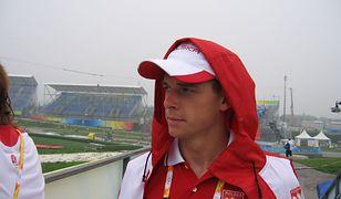 Dariusz Popiela jest olimpijczykiem i wicemistrzem Europy w kajakarstwie górskim