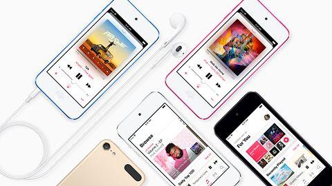 iPod Touch 7 – premiera. Apple bawi się w odgrzebywanie trupa
