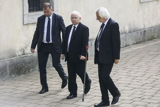 Jarosław Kaczyński w szpitalu. Jego lekarz mówi o stanie zdrowia