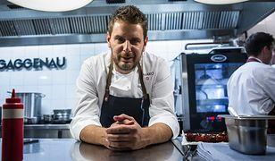 Wojciech Modest Amaro pomaga w stworzeniu pizzerii... chrześcijańskiej