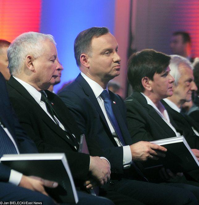 Po spotkaniu Duda-Szydło-Kaczyński. Jesteśmy na miejscu