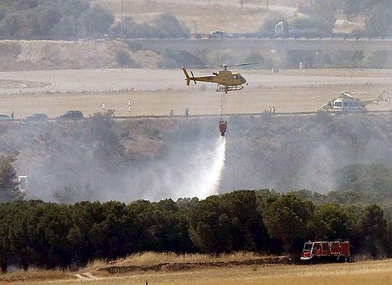 Przyczyny katastrofy samolotu w Madrycie wciąż nieznane