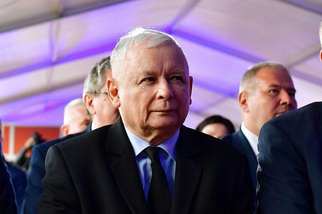 Sędzia skomentował słowa Marka Suskiego o Jarosławie Kaczyńskim. Został upomniany