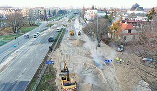 Warszawa po awarii sieci ciepłowniczej. Ogrzewanie prawie we wszystkich dzielnicach stolicy