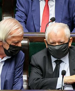 Rekonstrukcja rządu. Terlecki o terminie i planach Kaczyńskiego