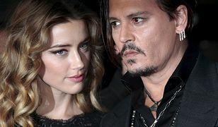 """Johnny Depp kontra Amber Heard. Chciał, by zwolniono ją z """"Aquamana"""""""