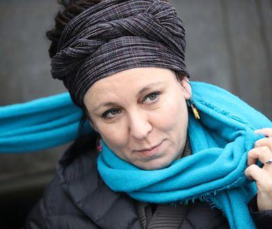 """Olga Tokarczuk odbiera Nobla. Piotr Gliński: """"Zabrakło odważnego zmierzenia się z wartościami"""""""