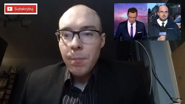 Marcin Rola - gwiazda prawicowego internetu.