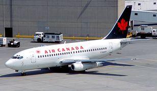 Samolot Air Canada Rogue lądował awaryjnie przez dziwny zapach na pokładzie maszyny