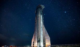 Starship Mk1