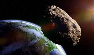 Na asteroidach może być życie